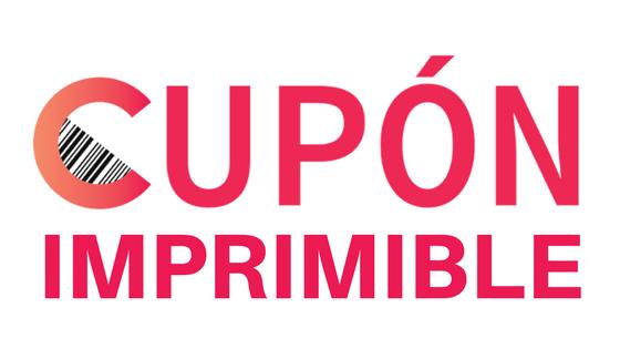 Cupón Imprimible