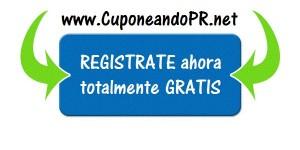 Registrate en Cuponeando PR