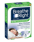 Breath Right Sample