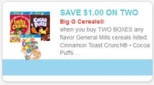 Dos Big G Cerealb