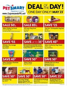 PetSmart Memorial Day Sale
