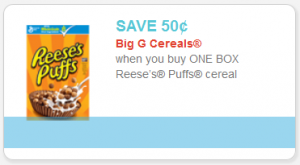 Reeses's Puffs