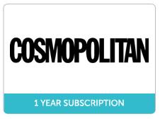 Suscripcion Cosmopolitan
