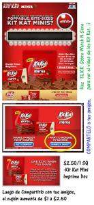 Kit Kat Minis