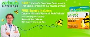 Free_Sample_Of_Zarbee's_Naturals_Seasonal_Relief_Muestra_GRATIS