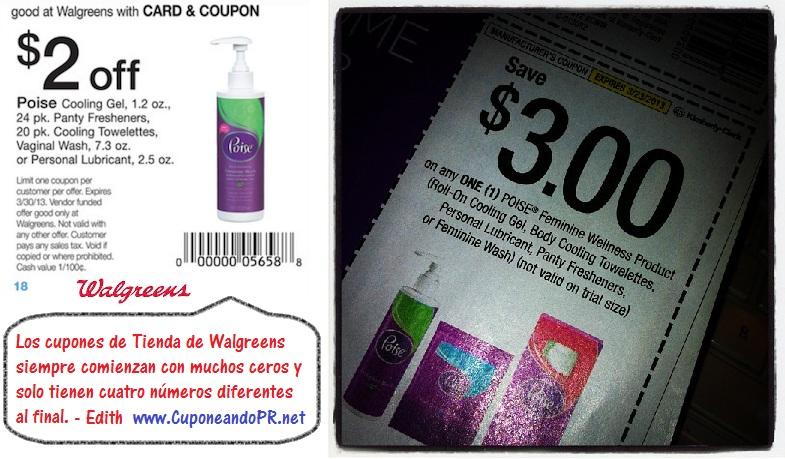 Walgreens_Poise_Store_vs_Manufaturer_Coupon