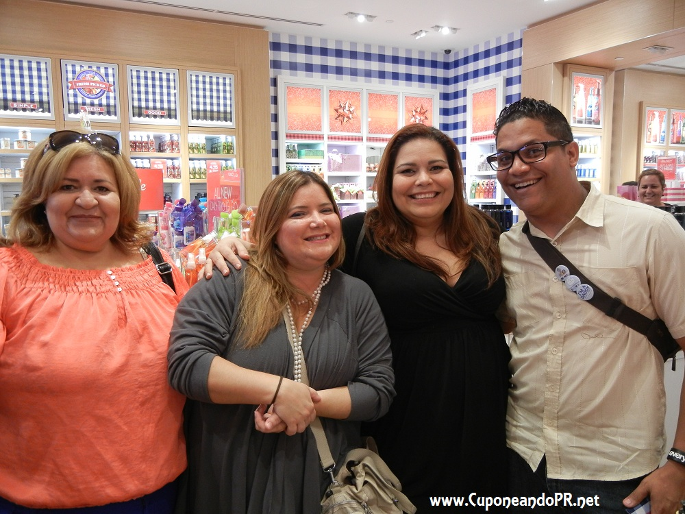 Top Bloggers de Puerto Rico en Bath & Body Works