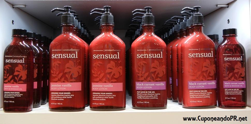 Crema Sensual de Bath & Body Works