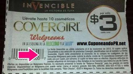 Cupon_Covergirl_Walgreens_Puerto_Rico