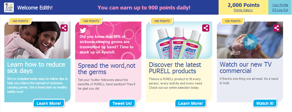 Purell_Daily_Points