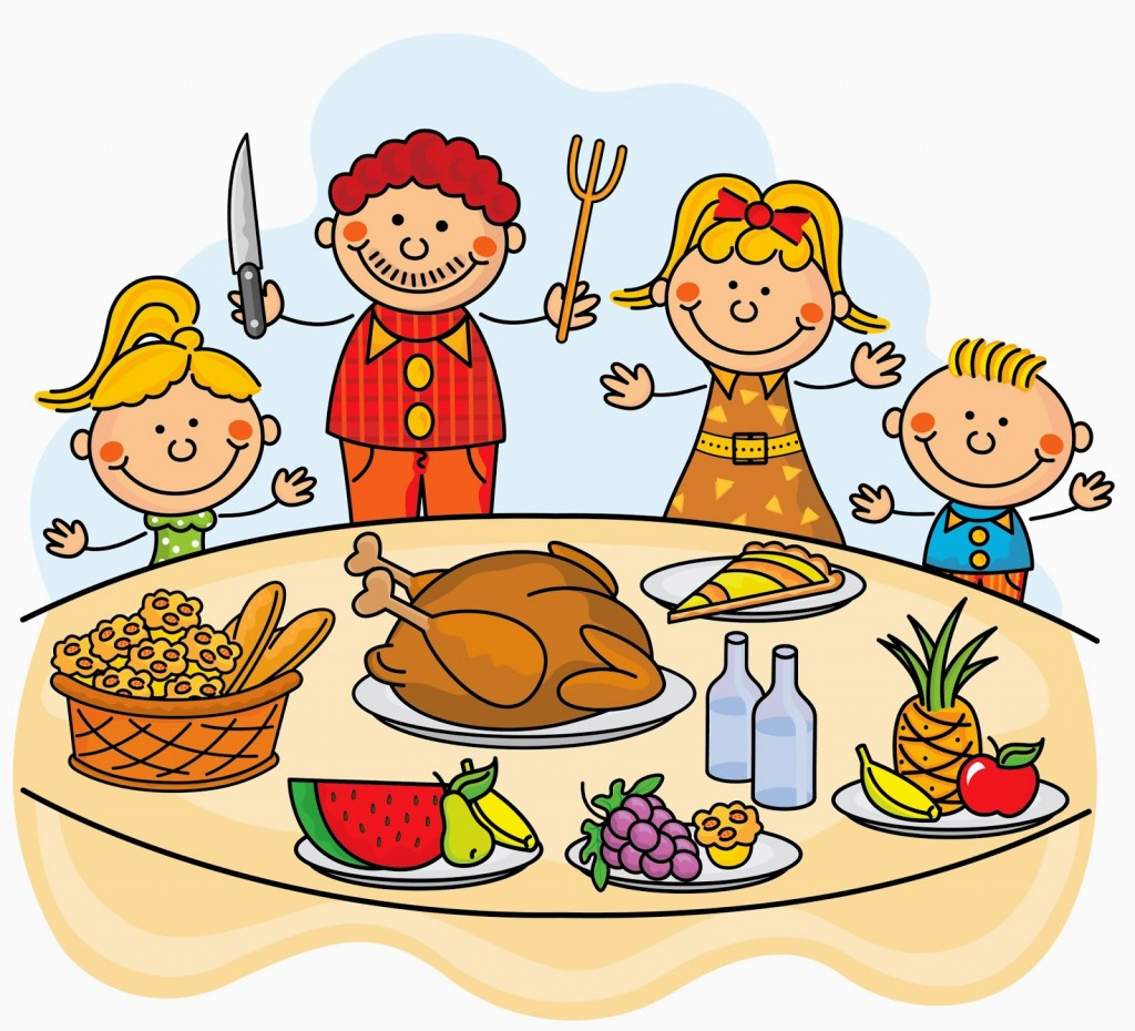 thanksgiving-family-cartoon