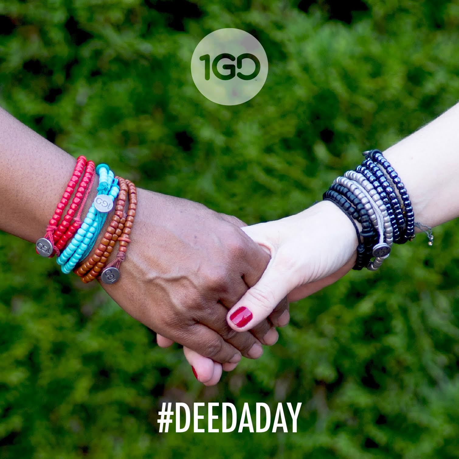 Actos Espontáneos de Amabilidad – The #DeedADay / 100 Good Deeds Movement