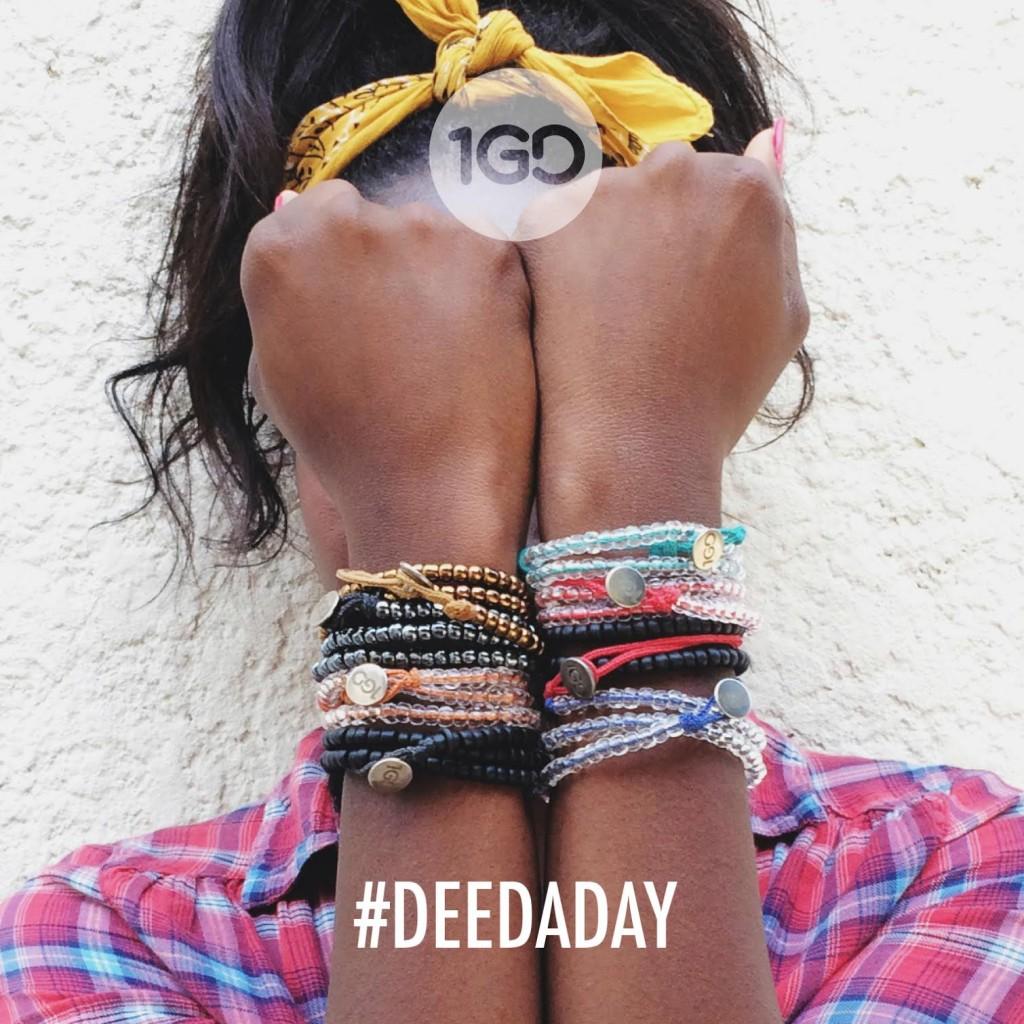 #DeedaDay - Actos Espontáneos de Amabilidad