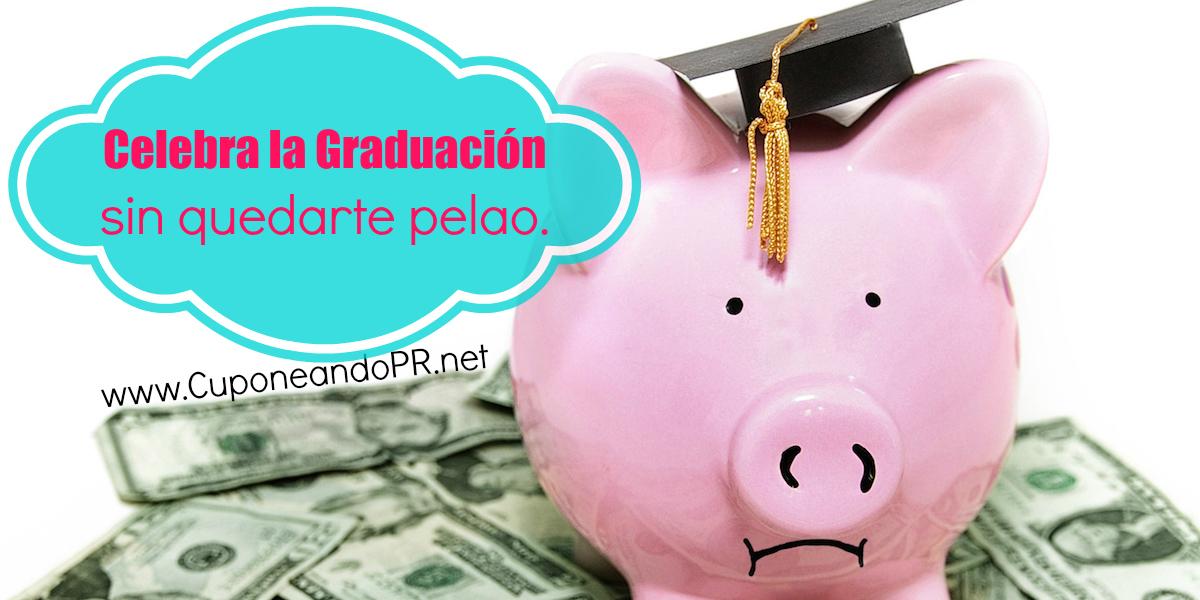 Celebra la graduación sin gastar mucho