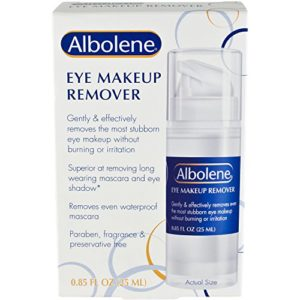 Albolene Eye Makeup Remover
