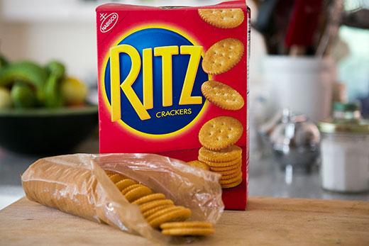 Galletas Ritz