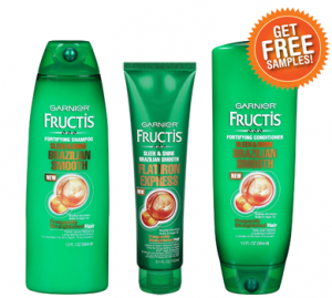 muestra-gratis-FREE-Garnier-Fructis-Brazilian-Smooth-Haircare-Sample