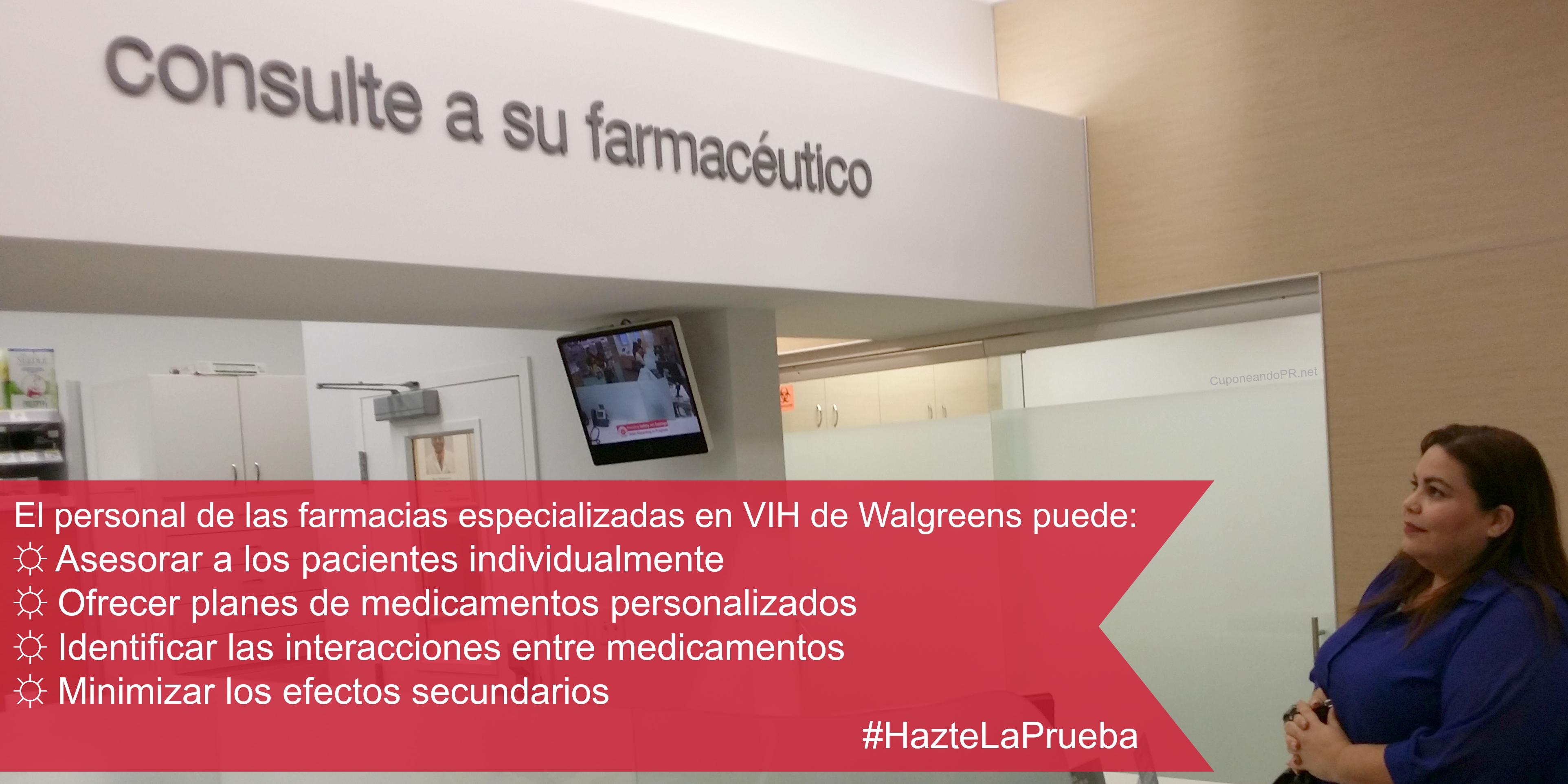 #HazteLaPrueba del VIH / SIDA