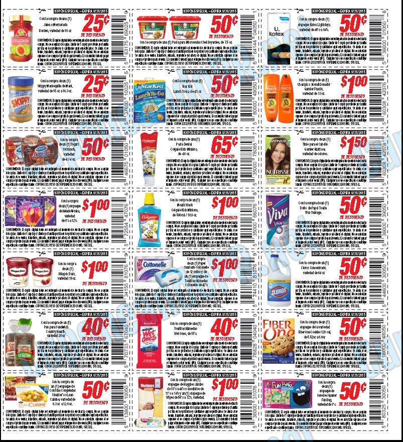 Cupones de Supermercados Mr. Special