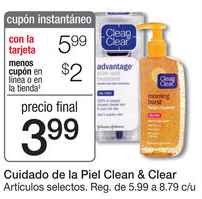 Cupones-clean&clear