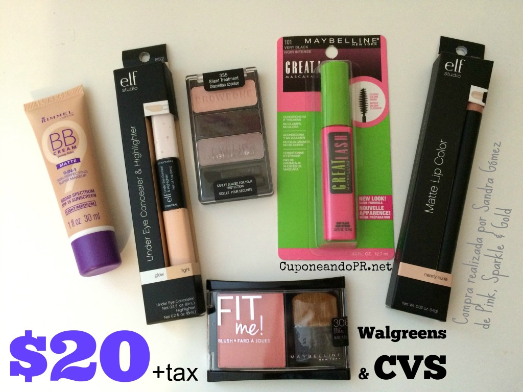 cuponeando-maquillaje-Pink-Sparkle--Gold