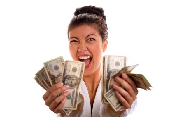 Women-Love-Money