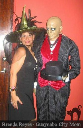 Bruja-Halloween