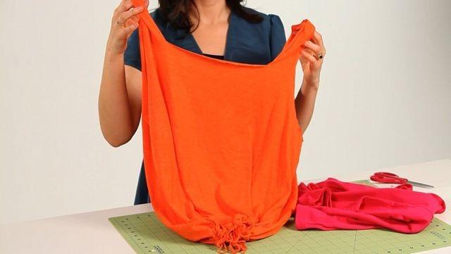 DIY – Bolsos Reusables sin coser