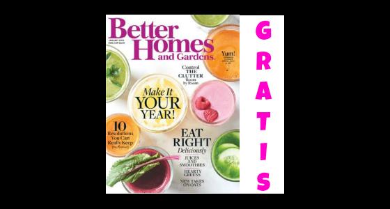 Better Homes Gratis