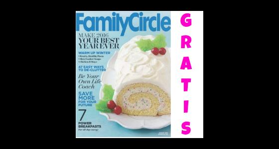 Family Circle Gratis