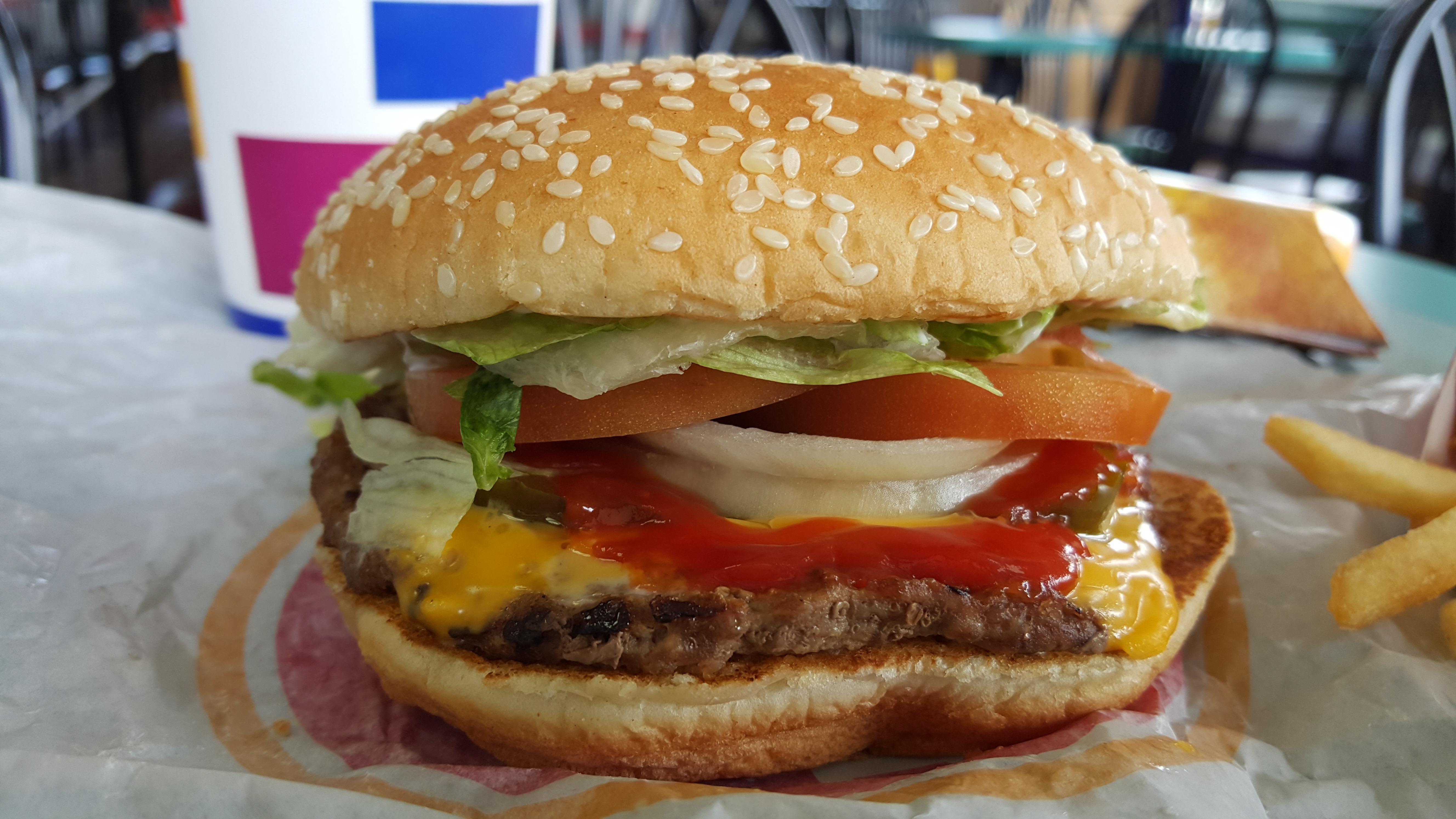 Aplicación Móvil para Comida – Burger King APP