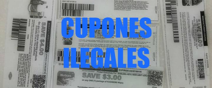 Ética cuponista y Falsificación de Cupones