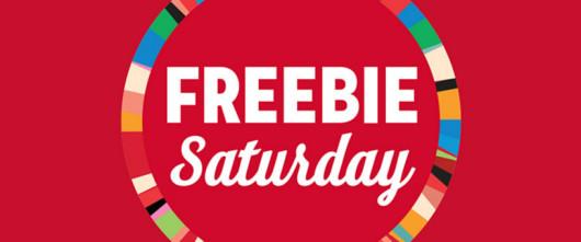 Kmart Freebie Saturday – Stickers