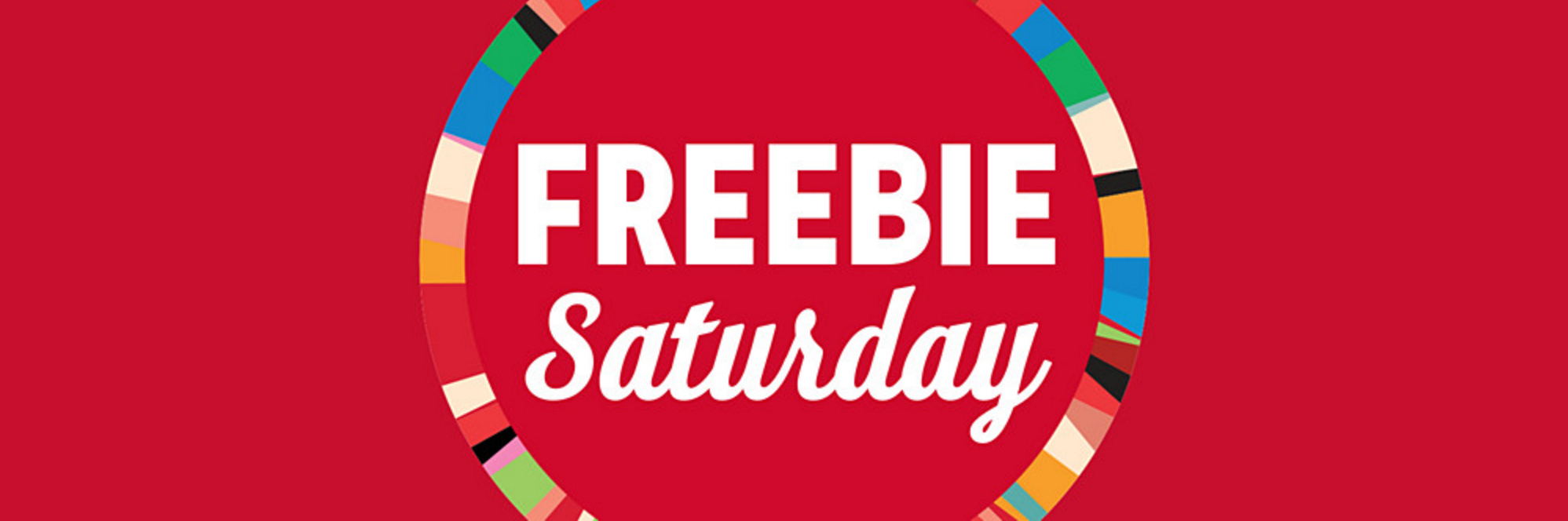 Kmart Freebie Saturday – Hojas para Colorear