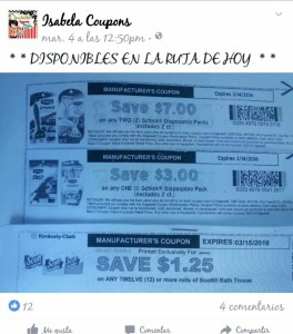 Isabela Coupons