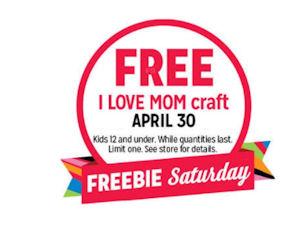 Kmart Freebies - artesanía