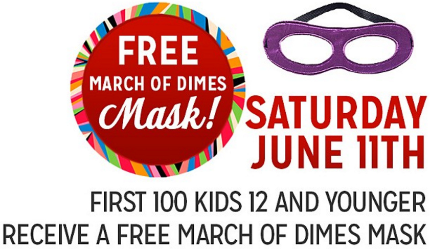 Freebie Saturday mask