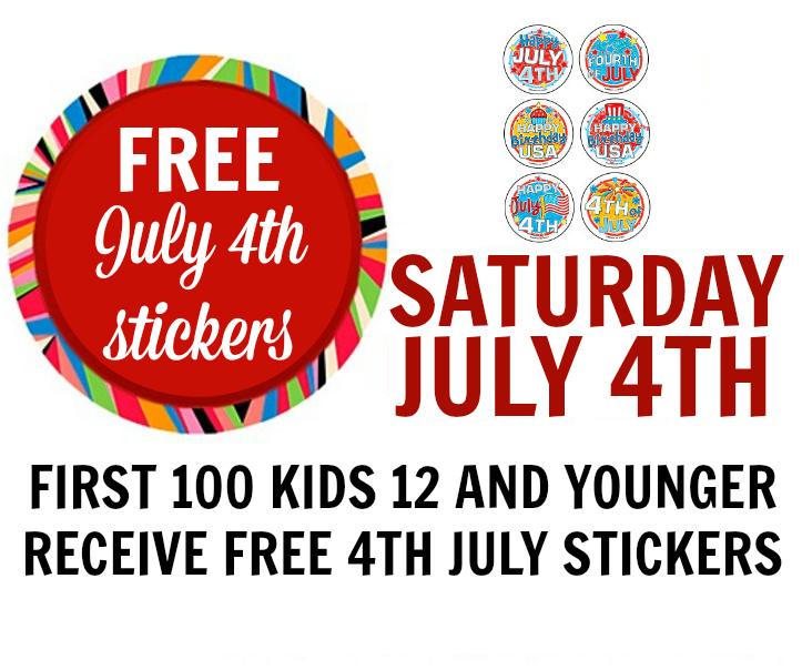 Freebie Saturday stickers