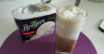 Combate el calor del verano con un Ice Cream Float
