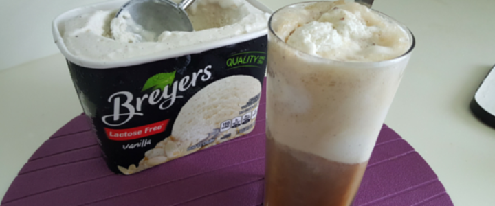 Combate el calor del verano con un Ice Cream Float