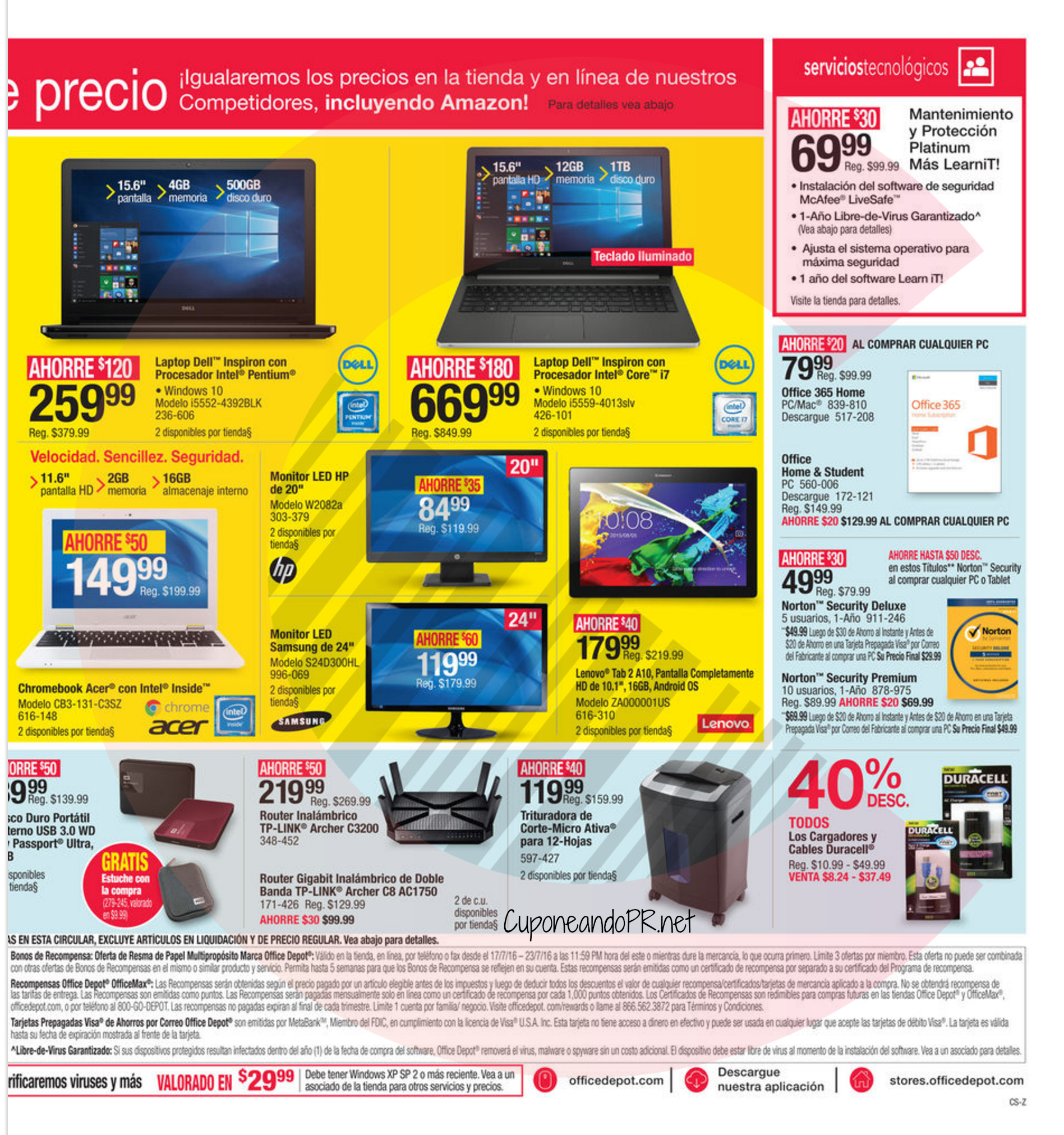 Office Max Shopper Back to School 4