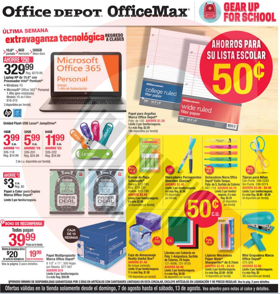 officemax officedepot