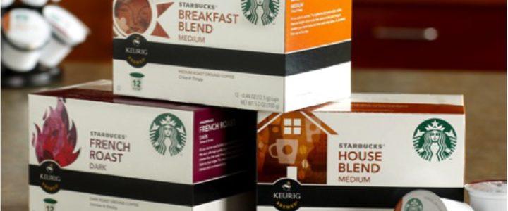 GRATIS – Muestra de Starbucks K-Cups