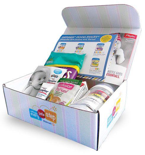 Caja GRATIS para el Bebé