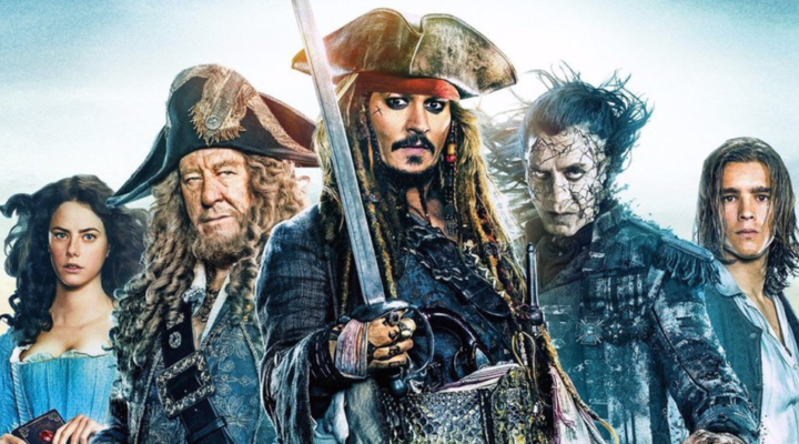 Sorteo Inspirado en Película: Pirates of the Caribbean