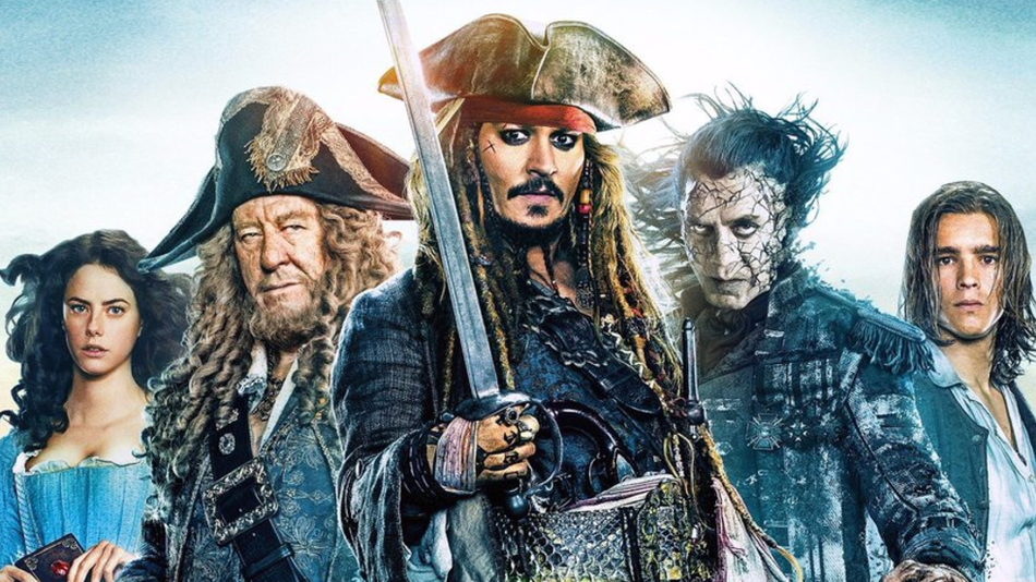 Sorteo Inspirado en Película: Pirates of the Caribbean