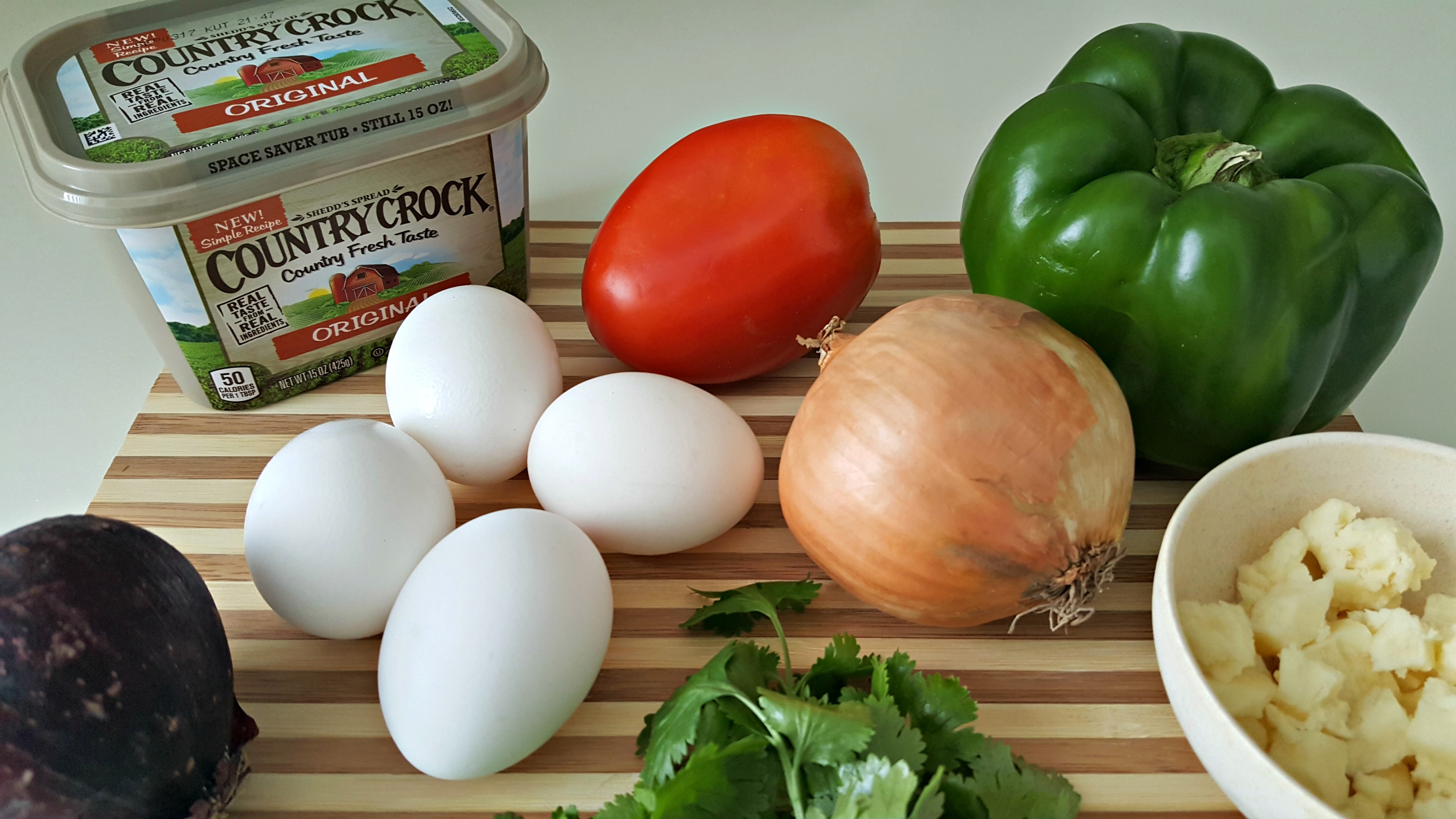 Ingredientes Huevos Estilo Havana