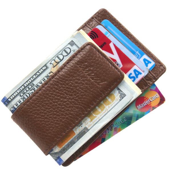 Billetera Minimalista con Magneto