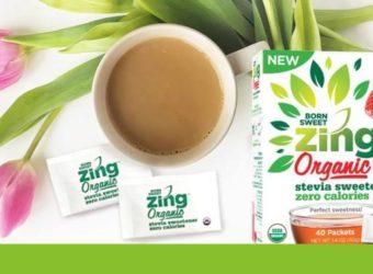 Muestra Gratis – Zing Organic Stevia