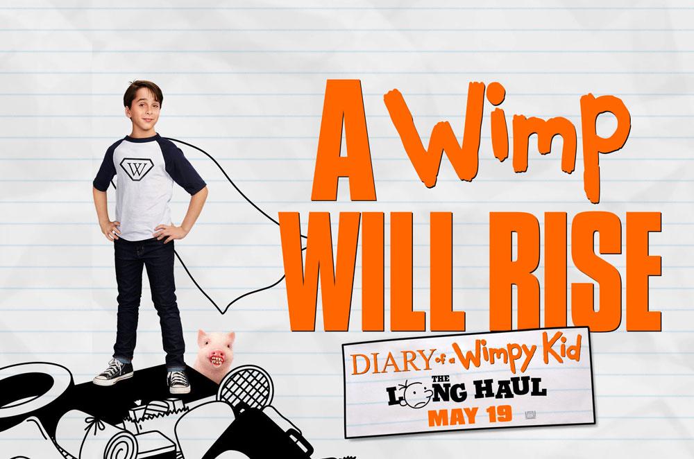 Sorteo inspirado en pelcula diary of a wimpy kid cuponeando pr diary of a wimpy kid solutioingenieria Gallery